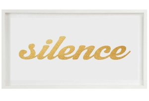 Silence is Golden image from Rockett St. George